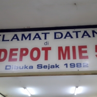 Depot Mie 55 - Si Jadul rasa Nyendul..!