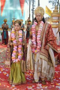 Subadra & Arjuna menikah