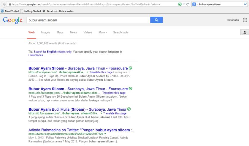 Buryam Search Google