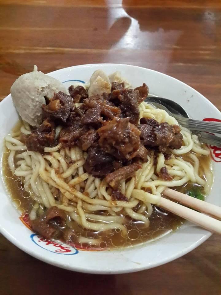 Mie Ayam Depot Rahayu –Cepu