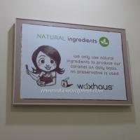 Waxhauss : Tuntaskan Segala Bulu