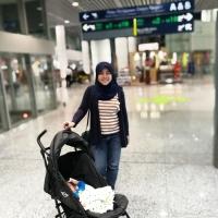 Persiapan Membawa Bayi Naik Pesawat