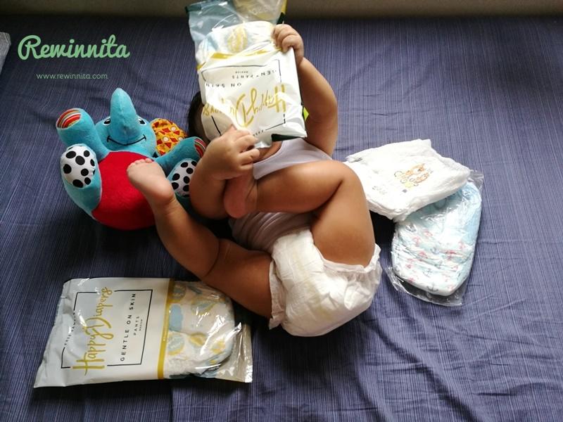 Review – Diapers yang (pernah) DipakaiElmo