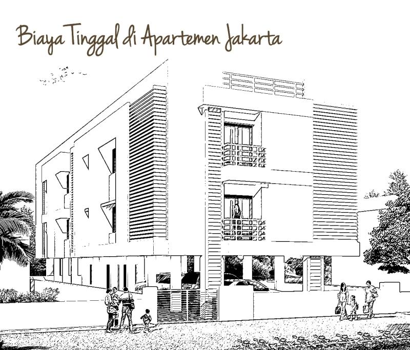 Biaya Tinggal di Apartemen Jakarta