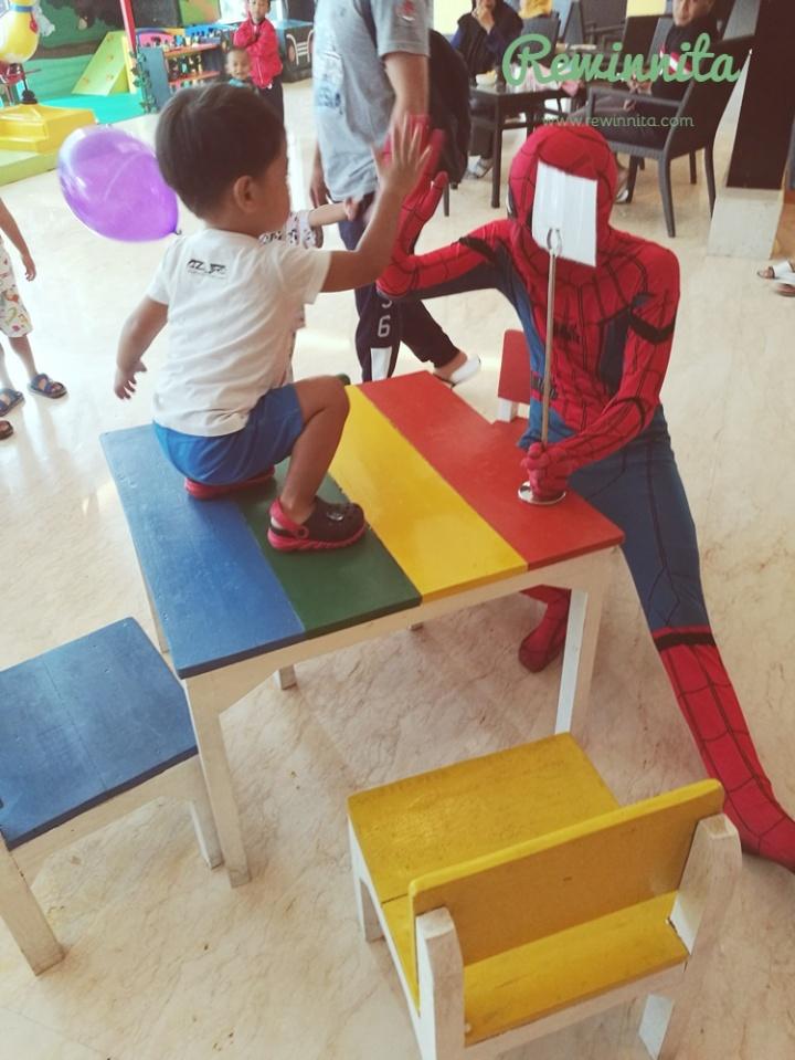 Spiderman GrandTjokroBandung