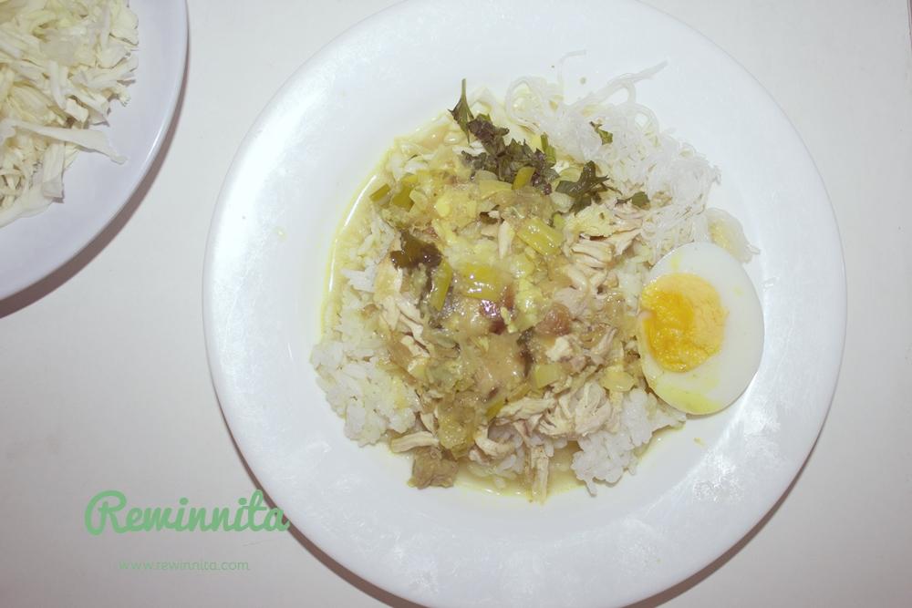 Resep Soto AyamLamongan