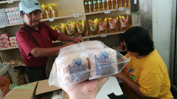 Roti Harum, Primadona Legendaris DariKlaten